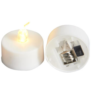 24 adet set led tealight mum