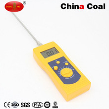 Dm300 Digital Coal Powder Moisture Content Meter Analyzer