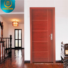 Wooden Fire Proof Entrance Door