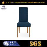 Modern Designed Hot Sales Product with More Than 7 Years Manufacture Experience Light Blue Modern Dining Chair