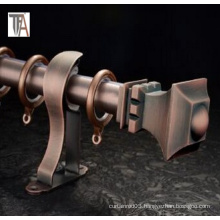 New Iron Curtain Pipe Classic Complete One Set of Curtain Rod (curtain track)