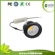 30W LED Downlight con CE / RoHS / GS / ERP aprobado
