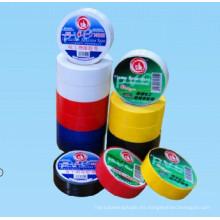 Cinta adhesiva aislante eléctrica de PVC (EI110-GH)