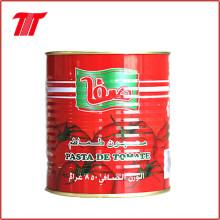 Double Concentration Tomato Paste-Safa Sauce