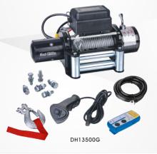 Mới phong cách 13500lb 12V cao kéo công suất Winch