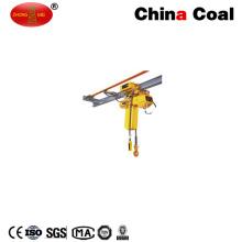 Vente chaude portable mini grue de câble de treuil électrique