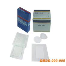 Vendajes para heridas con almohadilla antiadherente y almohadilla para ojos (DMDG-003 ~ 5)