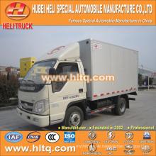 FOTON 4X2 Mini LKW 2000kg gute Qualität van LKW Fabrik direkt Qualitätssicherung