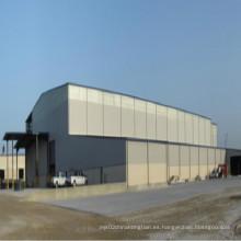 Edificio de acero prefabricado con certificación Ce