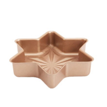 Star Shape Baking Pan Carbon Steel Cake Mould