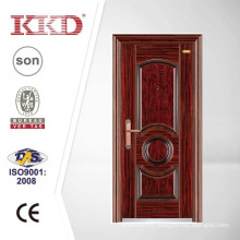 2050*960*50mm Commercial Steel Security Door KKD-309 for Iran