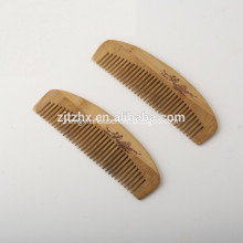 100%Nature Bamboo Wooden Combs 17.2*4.2