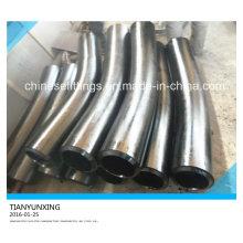 Double V End API 5L Psl2 X70 Carbon Steel Bend