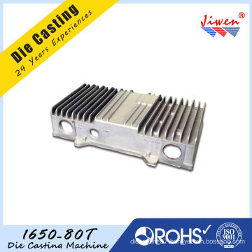 Custom High Precision Engine Cover Aluminum Die Cast Mould Making