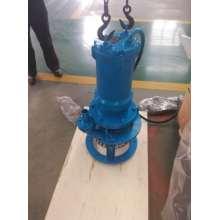 Pompa bubur Submersible untuk memompa cairan