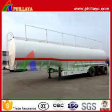50m3 Tanker Transport Chemical Liquid Tank Trailer