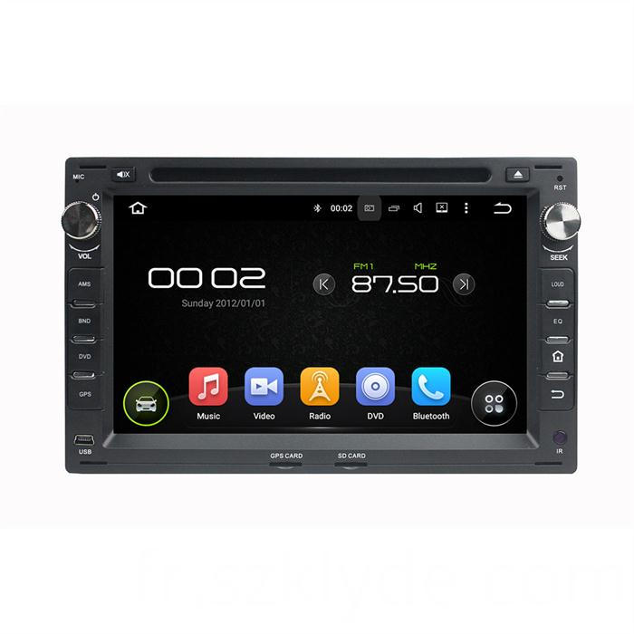 Car stereo for Passat B5