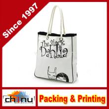 Хлопок / Холщовая сумка (9115)