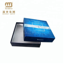 elegant design coated paper chocolate candy boxes