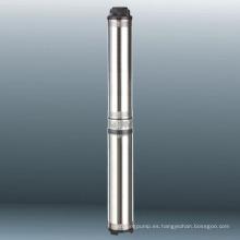 Bomba de pozo sumergible (100QJD2), bomba de pozo sumergible de etapas múltiples