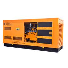 60Гц 200квт Гугол Молчком Тип генератор природного газа, комплект