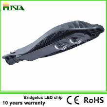 Estrada da iluminação de rua do diodo emissor de luz 100W / luz diodo emissor de luz da estrada