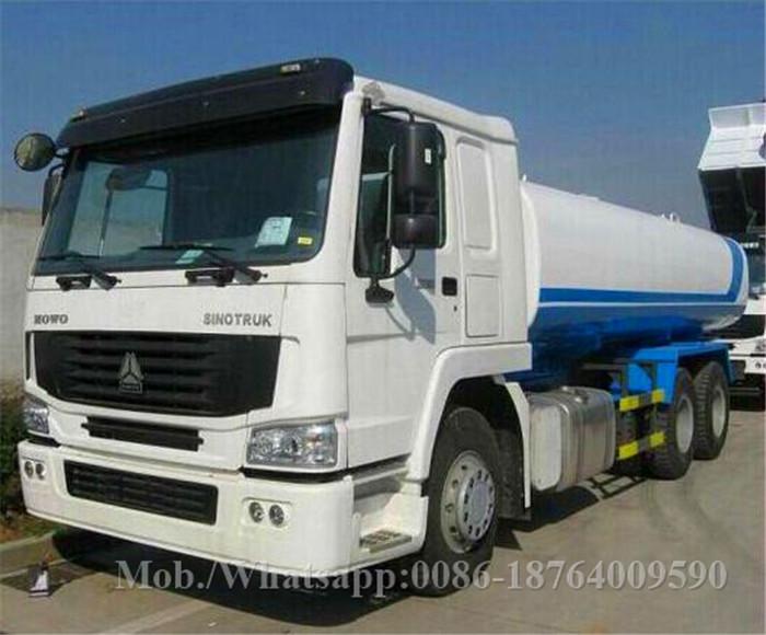 Euro 2 Water Tank Truck