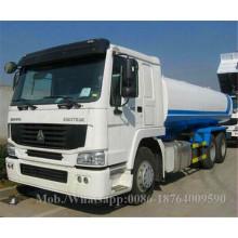 15CBM 6x4 LHD Water Tanker Truck