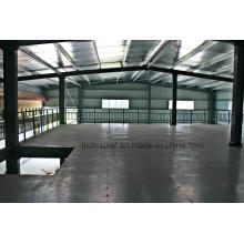 Prefabricated Engineering Steel Structure Warehouse Worlshop with Metal Frame