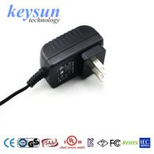 AC 100V-240V ac adaptador de corriente continua 12v 500ma / 0.5A adaptador de corriente US Plug con programa IC