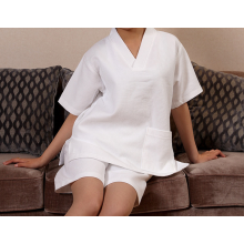 Cotton Hotel or Spa Waffle Fabric Wholesale Bathrobe