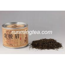 Thé au gingembre noir