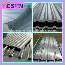 Zinc Roofing Sheet /Zinc Aluminium Roofing Sheets/Zinc Corrugated Roofing Sheet Made in china