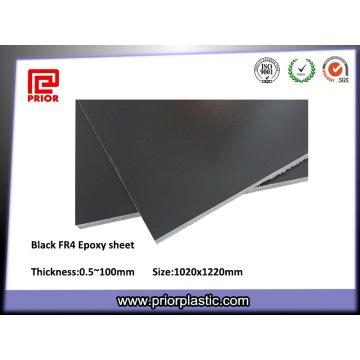 Fabricant de panneaux en fibre de verre G10 / Fr4 de Black Semiconductors