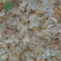 100% pure organic air strong taste dehydrated garlic flakes