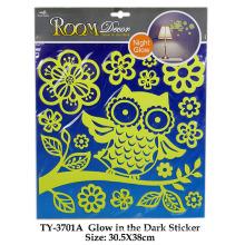 Funny Glow in The Dark Sticker Toy