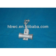 suspension clamp for ADSS/OPGW