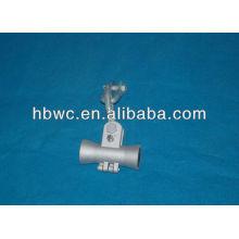 braçadeira de suspensão para ADSS / OPGW
