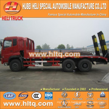New DONGFENG brand DFL 6X4 drive form 260hp 22tons construction machinery transport truck made in China best selling