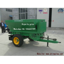 Agricultural Fertilizer Spreader Tractor Mounted Tow-Behind Multi-Function Spreader