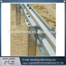 long life Durability Good highway guardrail roll form machine