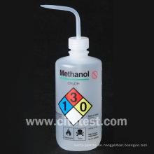 Plastiksicherheits-Waschflasche für Methanol (5511-1371)