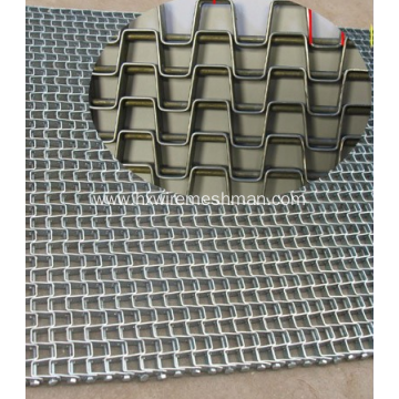 Flat Wire Conveyer Belt