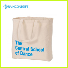 Customized Logo Printed Promotional Resuable 100% Cotton Bag