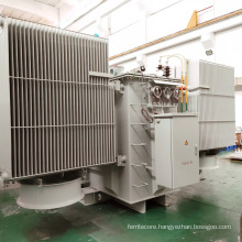 20mva 33-11kv Three Phase Oil Type Power Transformer with Copper Wiindings