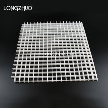 Plastic Eggcrate Return Air Grille Eggcrate Louvers