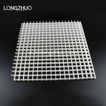 Nhựa Eggcrate Return Air Grille Eggcrate Louvers