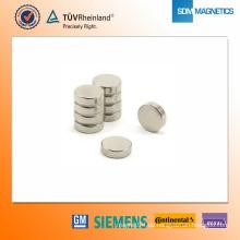D14 * 4mm N42 Neodym-Magnet