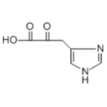 3-(4-Imidazolyl)-2-oxopropionic acid  CAS 2504-83-8