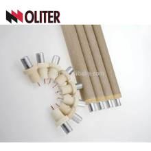 type s thermocouple jetable pour haute température de métal fondu avec 604 fabricant de connecteur de triangle